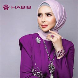 Jewellery & Watches offers in the Habib Jewels catalogue in Petaling Jaya ( More than a month )