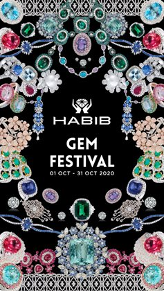 Jewellery & Watches offers in the Habib Jewels catalogue in Kajang-Bangi ( 10 days left )