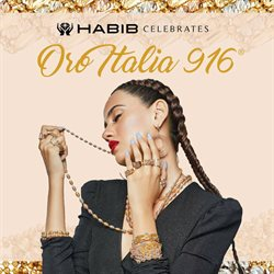 Jewellery & Watches offers in Habib Jewels catalogue ( More than a month)