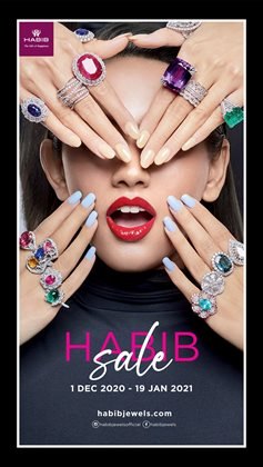 Habib Jewels catalogue ( Expired)