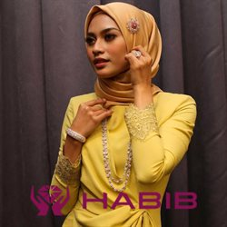 Jewellery & Watches offers in the Habib Jewels catalogue in Kuala Lumpur