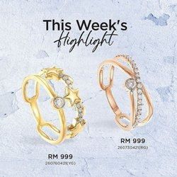 Jewellery & Watches offers in Habib Jewels catalogue ( Expires today)