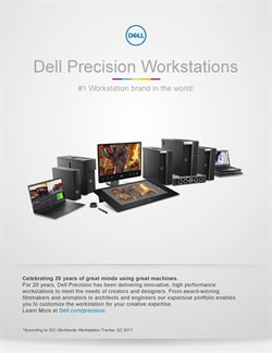Offers from Dell in the Johor Bahru leaflet