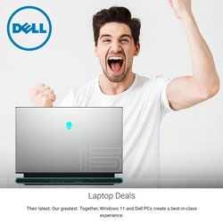 Dell offers in Dell catalogue ( 7 days left)