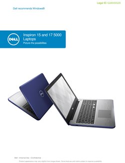 Offers from Dell in the Penang leaflet