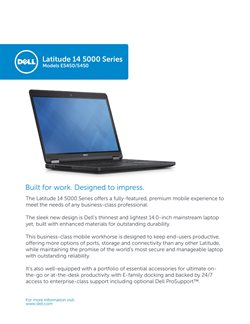Offers from Dell in the Shah Alam leaflet