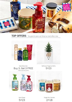 Offers from Bath & Body Works in the Kuala Lumpur leaflet