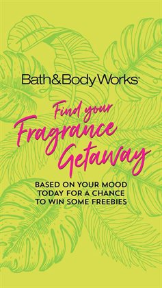 Bath & Body Works offers in Bath & Body Works catalogue ( More than a month)