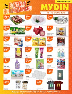Supermarkets offers in the Mydin catalogue in Petaling Jaya