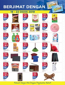 Supermarkets offers in the Mydin catalogue in Kuala Terengganu