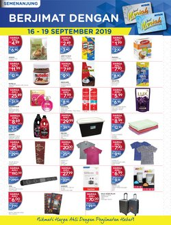 Supermarkets offers in the Mydin catalogue in Kajang-Bangi