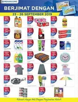 Offers from Mydin in the Kuala Lumpur leaflet