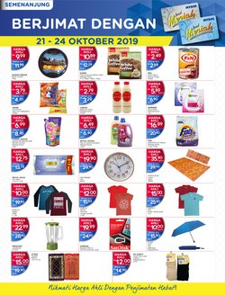 Supermarkets offers in the Mydin catalogue in Sunway-Subang Jaya
