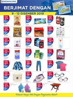 Supermarkets offers in the Mydin catalogue in Klang