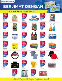 Supermarkets offers in the Mydin catalogue in Ipoh