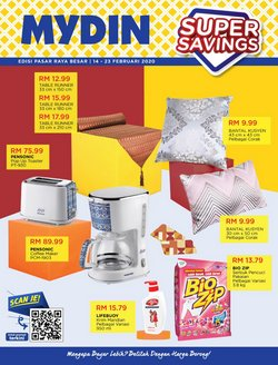 Mydin catalogue ( 5 days left )