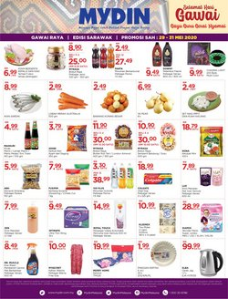 Mydin catalogue in Johor Bahru ( Expires today )