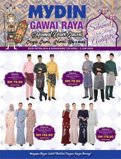 Mydin catalogue in Johor Bahru ( 3 days left )
