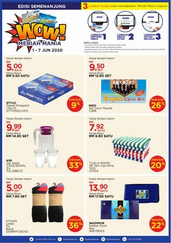 Supermarkets offers in the Mydin catalogue in Kuala Lumpur ( 2 days ago )