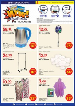 Mydin catalogue ( 1 day ago )