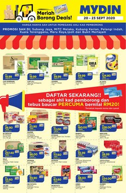 Mydin catalogue ( Expires tomorrow )