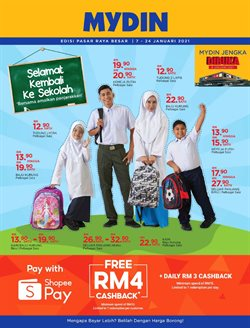 Mydin catalogue ( 5 days left)