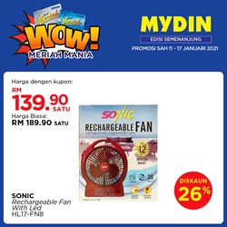Mydin offers in Mydin catalogue ( Expired)