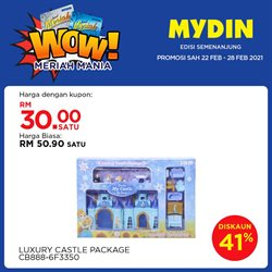Mydin catalogue ( 3 days left)