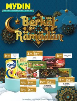 Ramadan offers in Mydin catalogue ( 3 days left)