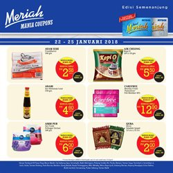 Offers from Mydin WholeSale Emporium in the Ipoh leaflet