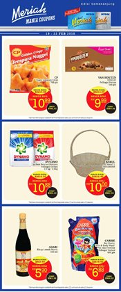 Offers from Mydin WholeSale Emporium in the Kuala Lumpur leaflet