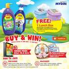 Mydin catalogue ( More than a month )