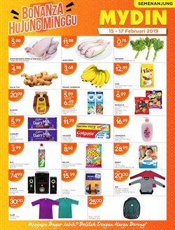 Offers from Mydin in the Seremban leaflet