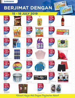 Supermarkets offers in the Mydin catalogue in Johor Bahru
