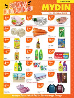 Offers from Mydin in the Kuantan leaflet