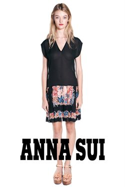 Offers from Anna Sui in the Penang leaflet