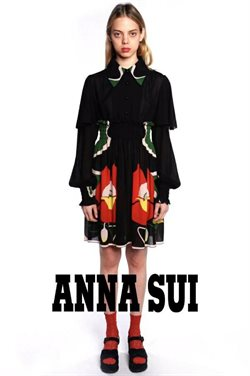Anna Sui catalogue in Klang ( More than a month )
