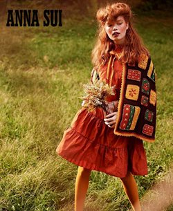 Anna Sui offers in Anna Sui catalogue ( 4 days left)