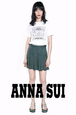 Offers from Anna Sui in the Kuala Lumpur leaflet