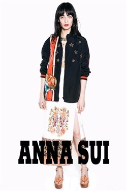Offers from Anna Sui in the Petaling Jaya leaflet