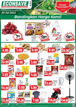 Supermarkets offers in Econsave catalogue ( Expires tomorrow)