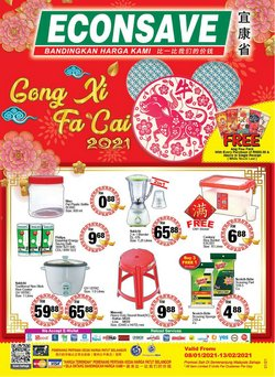 Econsave offers in Econsave catalogue ( 26 days left)
