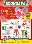 Econsave catalogue in Ipoh ( 26 days left )