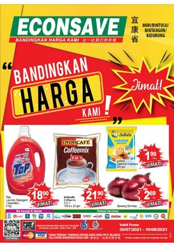 Supermarkets offers in Econsave catalogue ( 5 days left)