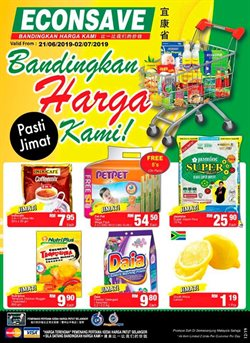 Perda City Mall offers in the Econsave catalogue in Penang