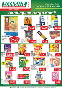 Econsave offers in Econsave catalogue ( Expired)