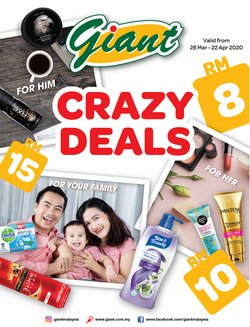 Giant catalogue in Johor Bahru ( 16 days left )