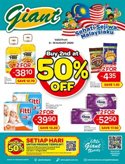 Giant catalogue in Penang ( 4 days left )