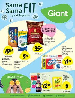 Supermarkets offers in Giant catalogue ( 2 days left)