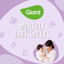 Giant offers in Giant catalogue ( 5 days left)